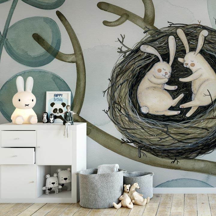 carta-da-parati-coniglio-nel-nido_2