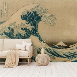 GREAT WAVE OFF KAWAGAWA